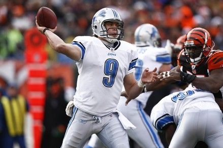 Lombardi Thinks QB Stafford Is Far From 'Broken'