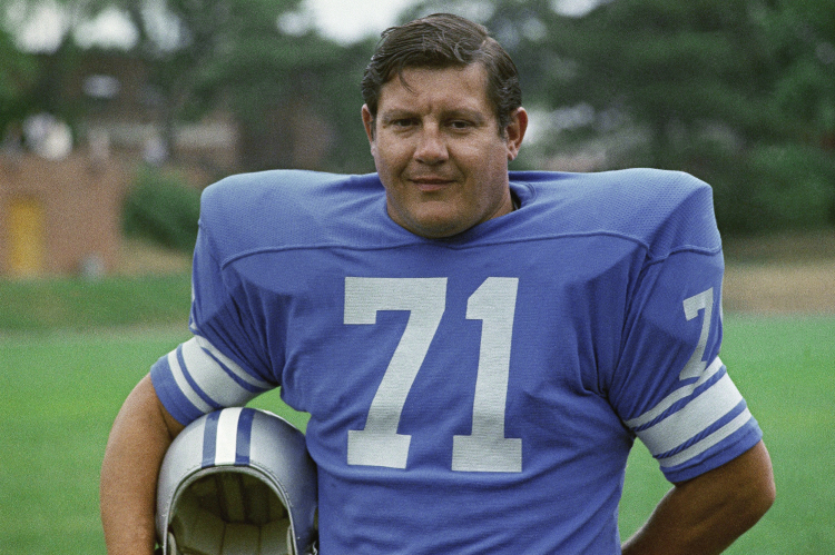 Lions Extending Sympathies to Former Player Alex Karras