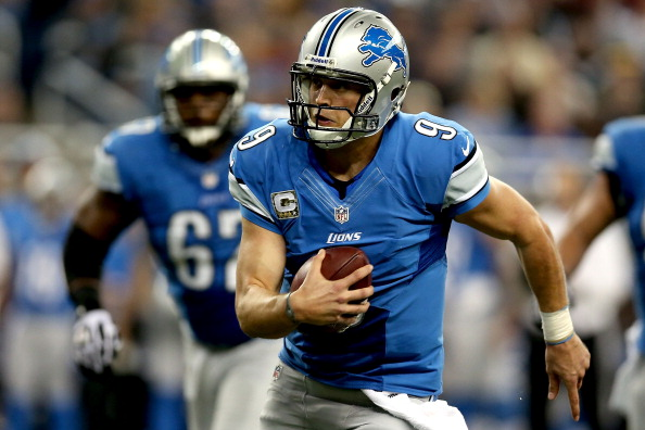Caldwell To Work On Stafford's Footwork This Offseason