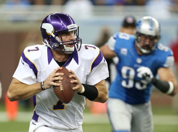 2012 NFL Week Ten Preivew — Detroit vs Minnesota