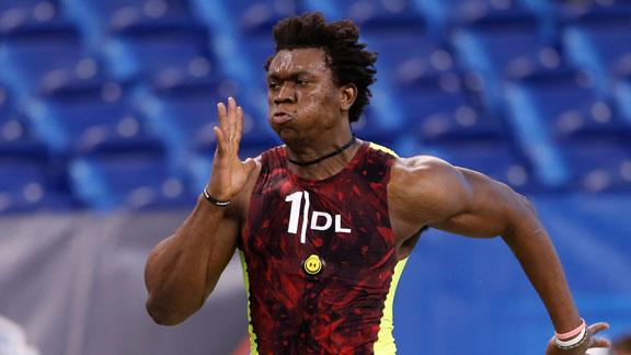 Lions Pick DE Ezekiel Ansah From BYU With Fifth Pick