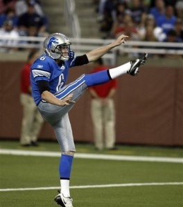 (former Detroit Lion and Iowa Hawkeye - Ryan Donahue photo credit to mlive.com)