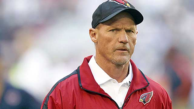 Lions In San Diego Today Talking To Ken Whisenhunt