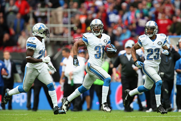 Detroit Lions v Atlanta Falcons