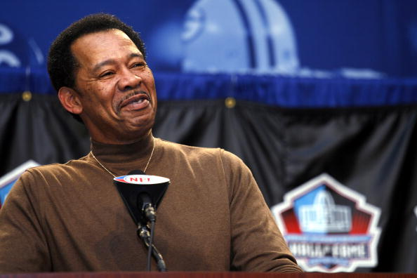 Pro Football Hall of Fame Announcement