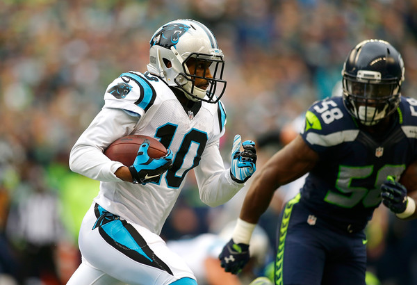 Lions Chatting Today with Panthers FA WR Corey Brown