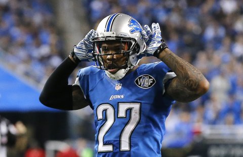 Lions Sign FS Glover Quin to a Two-Year Extension